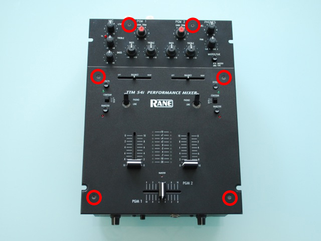 Rane TTM-54 with the Innofader Pro - Innofader Help ... on